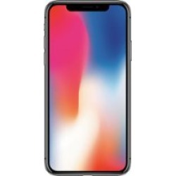 Apple iPhone X with 64GB Memory Cell Phone (Unlocked) Space Gray MQCK2LL/A - Best Buy found on Bargain Bro from  for $9.99