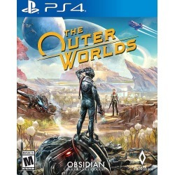 The Outer Worlds - PlayStation 4 found on GamingScroll.com from bestbuy.com for $39.99