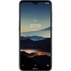Nokia 7.2 with 128GB Memory Cell Phone (Unlocked) Charcoal TA-1178 CHARCOAL - Best Buy found on Bargain Bro from  for $299.99