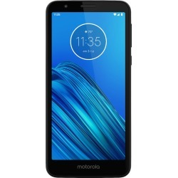 Motorola Moto E6 with 16GB Memory Cell Phone (Unlocked) Starry Black PAFG0014US - Best Buy found on Bargain Bro from  for $99.99