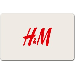 H & M Gift Card - $50 - eGift Card found on Bargain Bro Philippines from Giftcardmall.com for $50.00