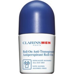Clarins ClarinsMen Antiperspirant Deo Roll-On 50 ml found on Makeup Collection from Clarins UK for GBP 18.68