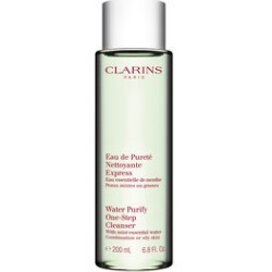 Clarins Water Purifying One-Step Cleanser with Mint - Combination/Oily Skin 200 ml found on Makeup Collection from Clarins UK for GBP 22.34