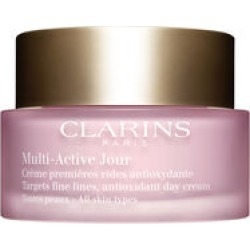 Clarins Multi-Active Day Cream - All Skin Types 50 ml found on Makeup Collection from Clarins UK for GBP 50.49