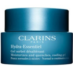 Clarins Hydra-Essentiel Cooling-Gel - Normal to Combination Skin 50 ml found on Makeup Collection from Clarins UK for GBP 40.95
