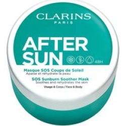 Clarins SOS Sunburn After Sun Mask in 40 Coral 100 ml found on Makeup Collection from Clarins UK for GBP 22.34