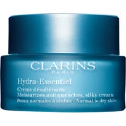 Clarins Hydra-Essentiel Silky Cream - Normal to Dry Skin 50 ml found on Makeup Collection from Clarins UK for GBP 43.18