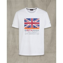 Belstaff Britannia Trophy T-Shirt White 3XL found on Bargain Bro India from LinkShare USA for $77.00
