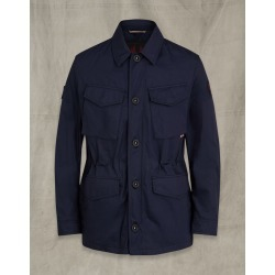Belstaff Britannia Portsmouth Jacket Blue US 44 / IT 54 found on Bargain Bro India from LinkShare USA for $385.00