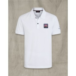 Belstaff Britannia Short Sleeved Polo White XL found on Bargain Bro India from LinkShare USA for $77.00