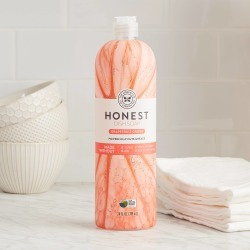 The Honest Company Dish Soap - Grapefruit Grove, Plant-Derived Ingredients