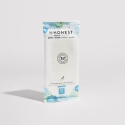 The Honest Company Honest Baby Wipes, 10 Count, Hypoallergenic, Plant-Based, For Sensitive Skin