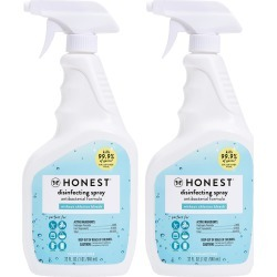 Honest Disinfecting Spray, 2-Pack