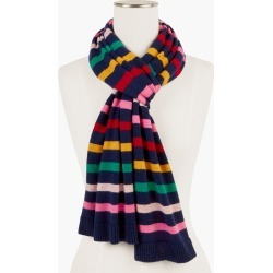 Multi Stripe Scarf - Ink - 001 Talbots found on Bargain Bro India from Talbots for $69.50
