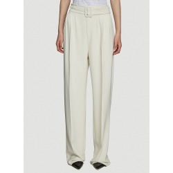 Off-White Tailored Pants in White size IT - 38 found on MODAPINS from LN-CC (UK) for USD $546.50