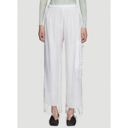 Collina Strada Pashmina Pants in White size XS found on MODAPINS from LN-CC (US) for USD $118.00