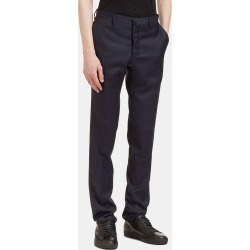 Aiezen Men's I Slim Leg Tailored Pants in Navy found on MODAPINS from LN-CC (UK) for USD $232.81