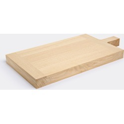 E15 Kitchen and Tools - 'AC06 Chop' board in Brown European oak untreated