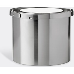 Stelton Serving And Trays - Ice bucket in Stainless steel Stainless steel found on Bargain Bro UK from wallpaper