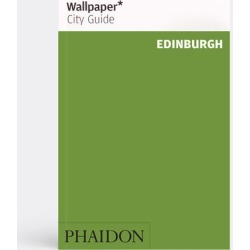 Phaidon Books And City Guides - Wallpaper* City Guide Edinburgh in Various Paper