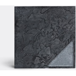 Scandola Marmi Kitchen and Tools - Cutting board, small in Black 100% Marble