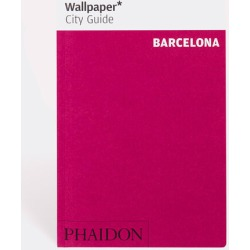 Phaidon Books And City Guides - Wallpaper* City Guide Barcelona 2019 in Various Paper