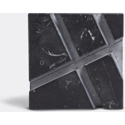 Scandola Marmi Organising - Smart phone and tablet holder in Black 100% Marble found on Bargain Bro UK from wallpaper