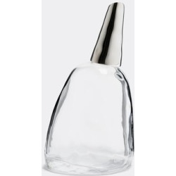 Alessi Kitchen And Tools - 'Spice castor' in Transparent Crystal, Silver