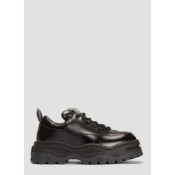 Eytys Angel Leather Sneakers in Black found on Bargain Bro UK from LN-CC (UK)