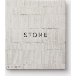 Phaidon Books And City Guides - 'Stone' in grey Paper
