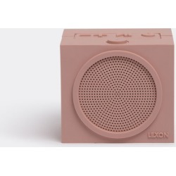 Lexon Technology - 'Tykho' Bluetooth speaker in Pink Silicone rubber