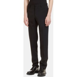 Aiezen Men's I Slim Leg Tailored Pants in Black found on MODAPINS from LN-CC (UK) for USD $232.81
