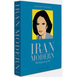 Assouline Books And City Guides - 'Iran Modern' in Multicolour Paper