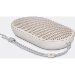Bang & Olufsen Tech And Tools - 'Beoplay P2', sandstone in Sand Plastic, anodised aluminium, r