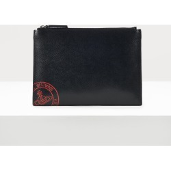 Kent Pouch Black/Red found on MODAPINS from Vivienne Westwood for USD $184.77