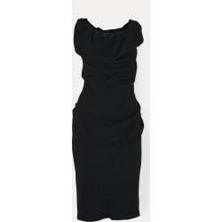 Ginnie Pencil Dress Black found on MODAPINS from Vivienne Westwood for USD $1208.60