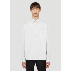 male White 100% Cotton. Dry clean. found on Bargain Bro UK from LN-CC (UK)