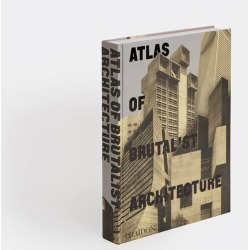 Phaidon Books And City Guides - 'Atlas Of Brutalist Architecture' in Various Paper