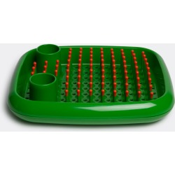 Magis Kitchen and Tools - 'Dish Doctor' dish rack, green in Green Polyethylene