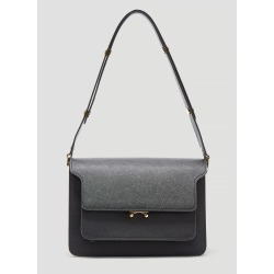 Marni Medium Trunk Bag in Black size One Size found on Bargain Bro UK from LN-CC (UK)