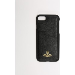 Iphone 8/7 Case Black found on Bargain Bro UK from Vivienne Westwood