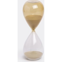 Hay Decorative Objects - 'Time' gold, medium in Gold Glass, sand found on Bargain Bro UK from wallpaper