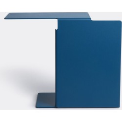 Classicon Tables And Consoles - 'Diana' A side table in Ocean blue Steel found on Bargain Bro from wallpaper for £382