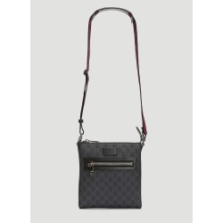 Gucci GG Supreme Messenger Bag in Black size One Size found on MODAPINS from LN-CC (UK) for USD $776.53