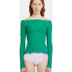 Lettuce Frill Long Sleeve T-Shirt found on MODAPINS from LN-CC (US) for USD $110.00