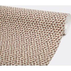 Internoitaliano Textile And Rugs - 'Paesemio' wallpaper in Multicolour Non-Woven DPX465