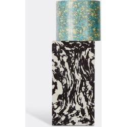 Tom Dixon Vases - 'Swirl' vase, large in multicolor powdered marble found on Bargain Bro UK from wallpaper