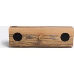 Guild Tech and Tools - 'Zen' bluetooth speaker in Natural Wood, Electronic