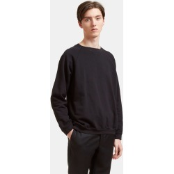 Aiezen Crewneck Sweatshirt in Black found on MODAPINS from LN-CC (UK) for USD $126.38