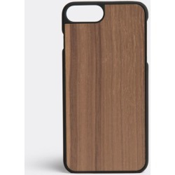Wood'd Amsterdam Pop Up - Walnut iPhone 7 plus/8 plus cover in Walnut Wood, polycarbonate found on Bargain Bro UK from wallpaper